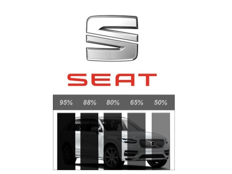 Färdigskuren Solfilm Proffs Seat