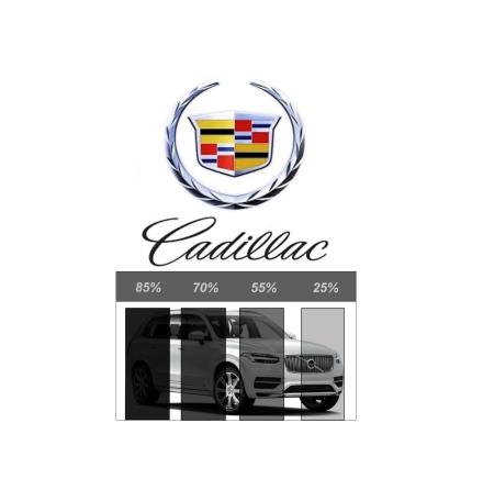 Färdigskuren Solfilm Avtagbar CADILLAC