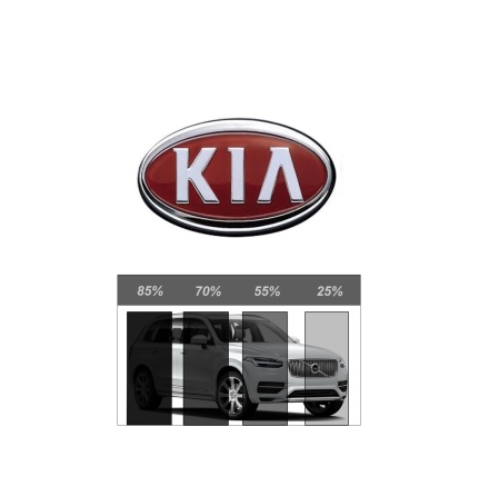 Pre Cut Removable tint KIA