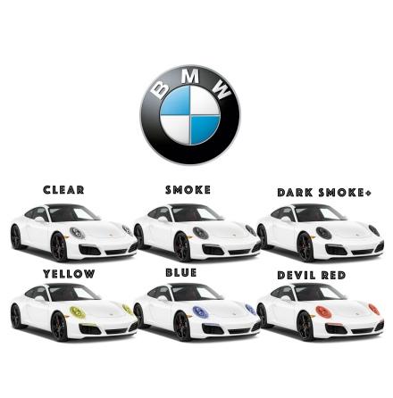 Pre-Cut protective film lights all BMW models
