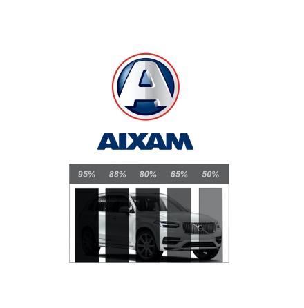 Färdigskuren Solfilm Proffs AIXAM
