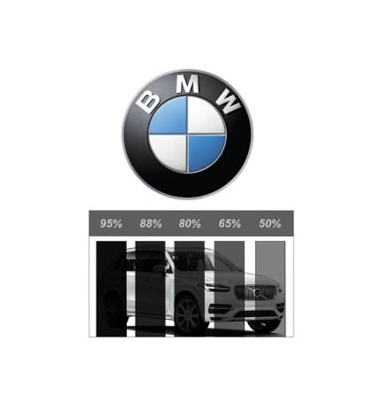 Färdigskuren Proffs Solfilm - BMW