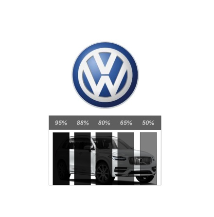 Färdigskuren Proffs Solfilm - VW