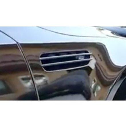 Chrome vinyl silver 100x100cm
